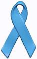 all blue ribbon without border